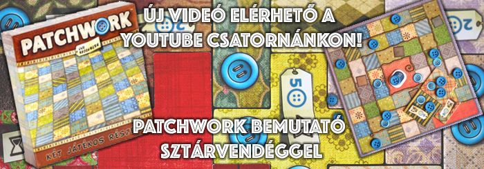 Youtube videó - Patchwork