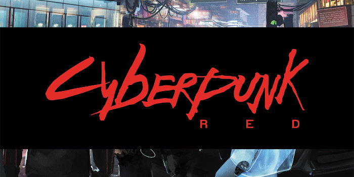 Cyberpunk Red Core Rulebook