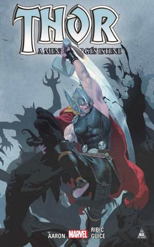 Thor mennydörgés istene képregény