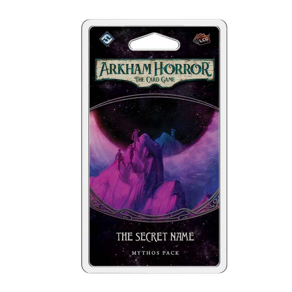 Arkham Horror LCG - CU01 The Secret Name