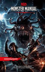 D&D (5th Edition) - Monster Manual