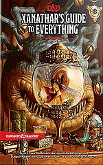 D&D (5th Edition) - Xanathar's Guide to Everything