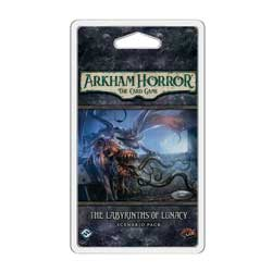 Arkham Horror LCG - The Labyrinths of Lunacy (Standalone Adventures)