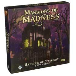Mansions of Madness (második kiadás): Sanctum of Twilight