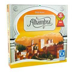 Alhambra új alapdoboz