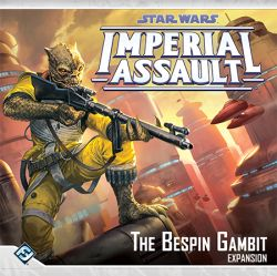Imperial Assault - The Bespin Gambit