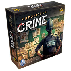 Chronicles of Crime (Bűnügyi krónikák)