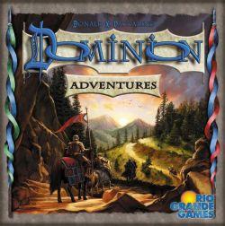 Dominion (angol) - Adventures
