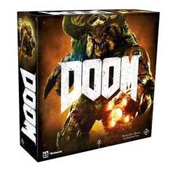 Doom: A társasjáték (angol)