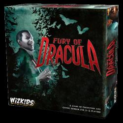 Fury of Dracula (Drakula dühe, negyedik kiadás)
