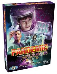 Pandemic (magyar): A Labor (In the Lab)