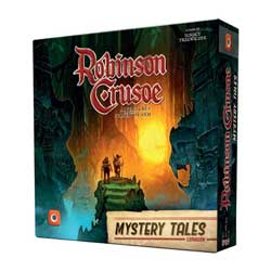 Robinson Crusoe: Adventure on the Cursed Island - Mystery Tales