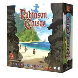 Robinson Crusoe: Adventure of the Cursed Island