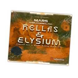 A Mars Terraformálása (Terraforming Mars) - Hellas & Elysium