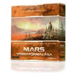 A Mars Terraformálása (Terraforming Mars)