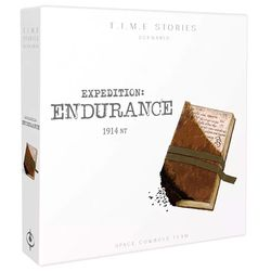 T.I.M.E Stories: Endurance