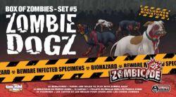 Zombicide - Box of Zombies Set 5: Zombie Dogz